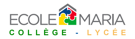 Cliquez ici pour accéder au site web de l'école maria : Collège et Lycée